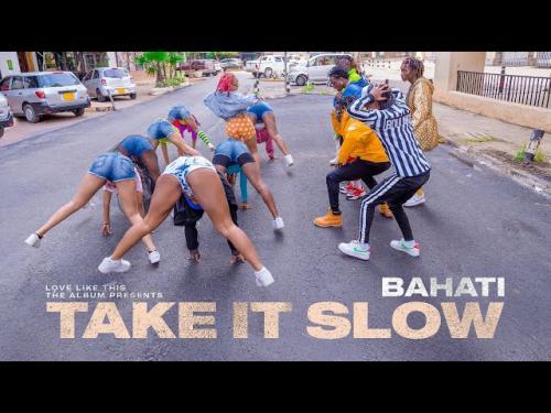 Bahati Take It Slow mp3 download