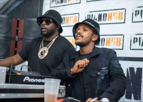 Kabza De Small DJ Maphorisa Top Dawg Session Live Mix Episode 3 mp3 download