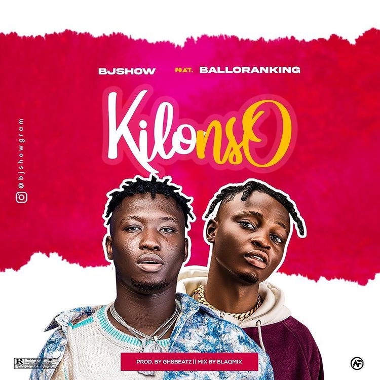 BJ Show Kilonso Ft. Balloranking mp3 download
