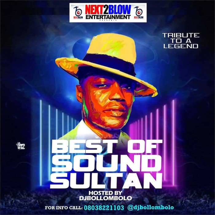 DJ Bollombolo Best Of Sound Sultan (Tribute To A Legend) Mp3 Downoad