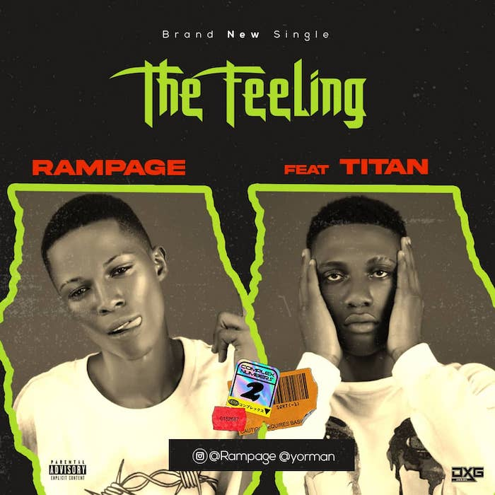 Rampage Ft. Titan The Feeling mp3 download