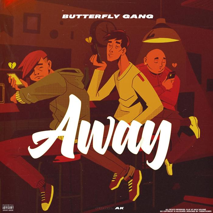 Butterfly Gang Away mp3 download