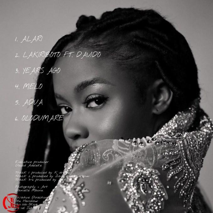 Liya – Alari EP(Album) Mp3 Download