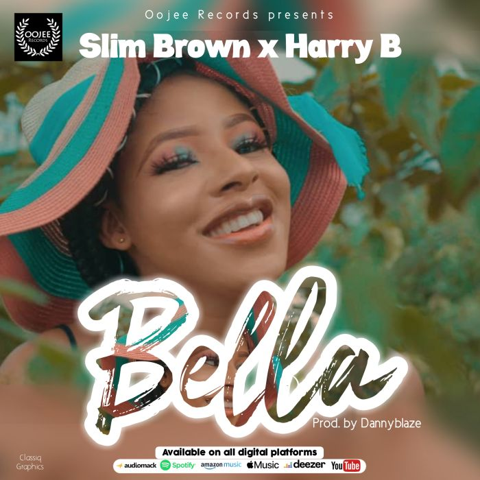 Slim Brown x Harry B – Bella