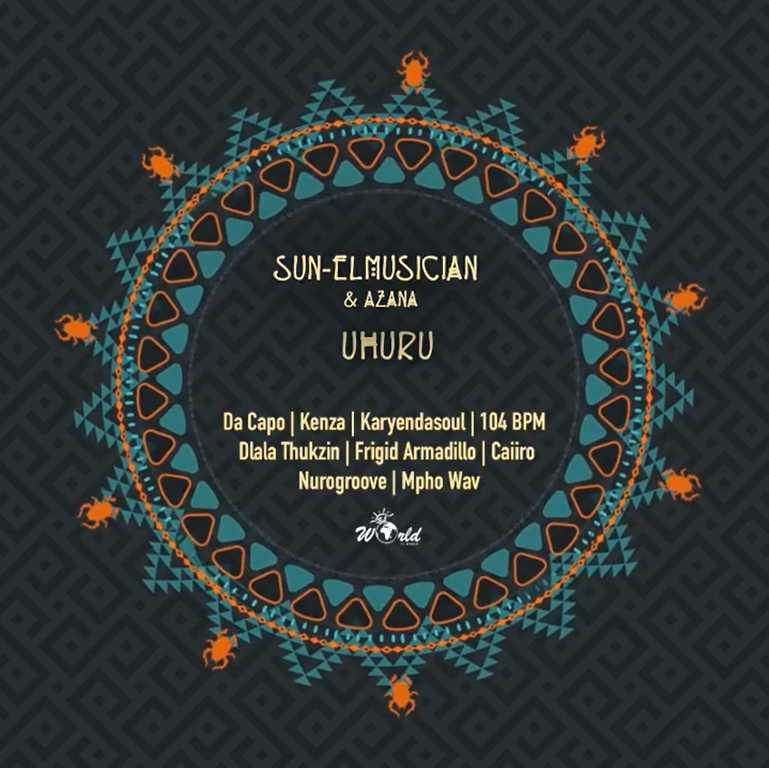 Sun-El Musician & Azana – Uhuru (Caiiro Remix) mp3 download