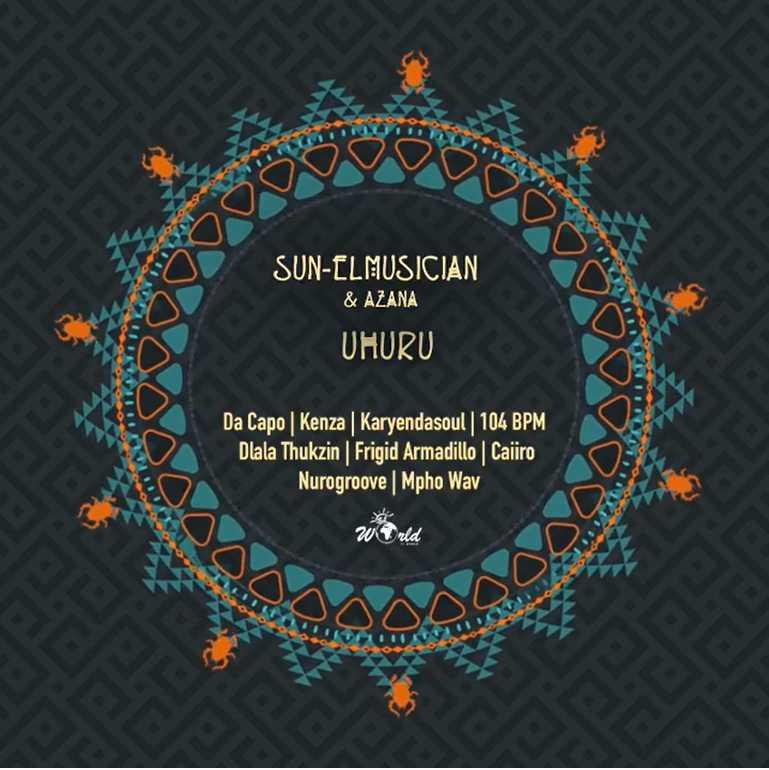 Sun-EL Musician & Azana Uhuru (Da Capo Afro Touch Remix) mp3 download