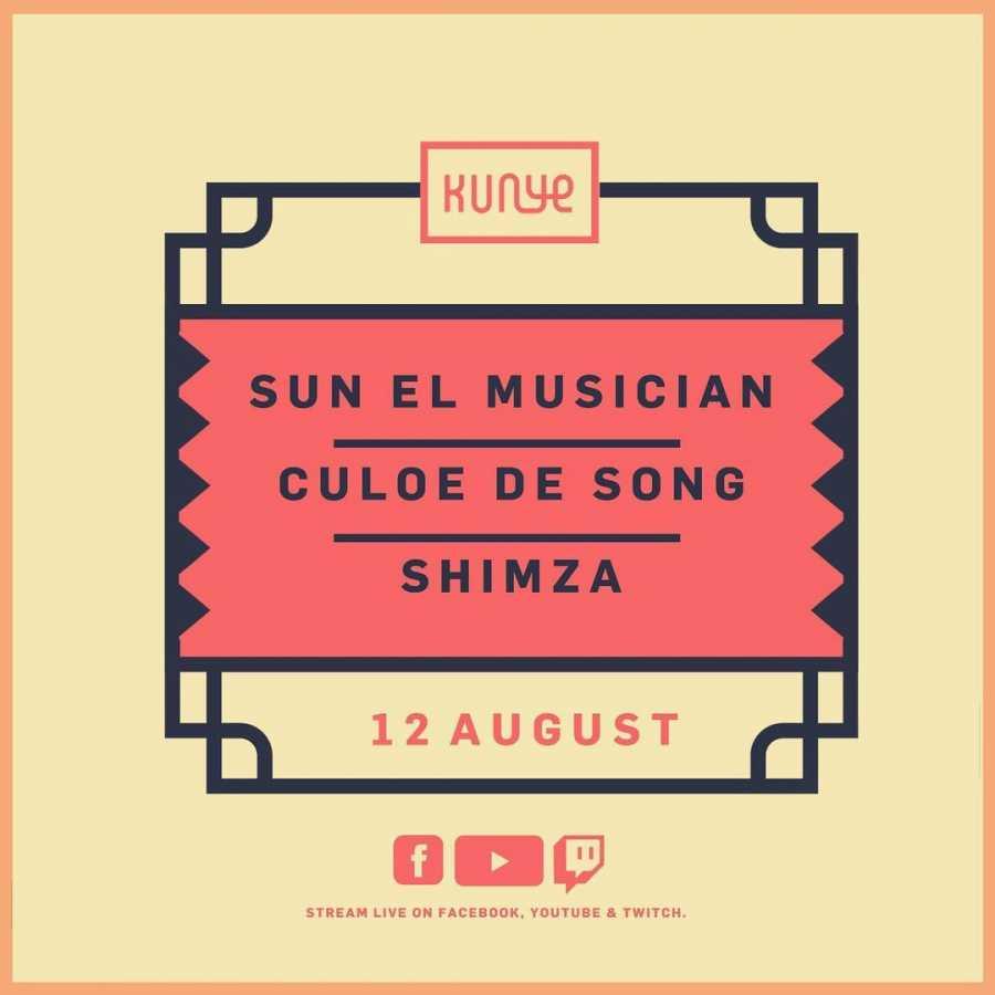 Sun El Musician, Culoe De Song & Shimza Kunye Live Mix Mp3 Download