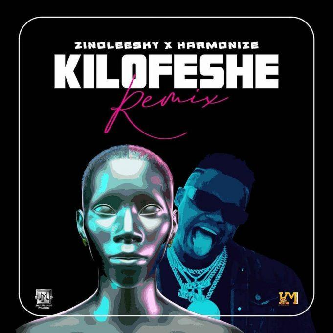 Zinoleesky Kilofeshe (Remix) Ft. Harmonize mp3 download