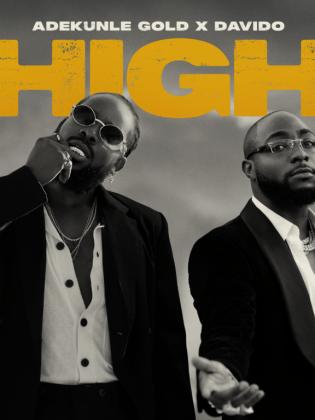 Adekunle Gold High ft. Davido mp3 download