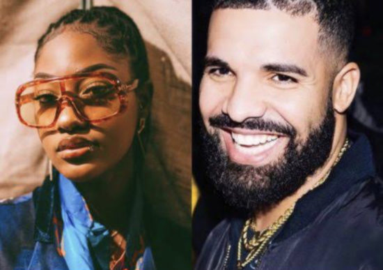 Drake ft. Tems Fountains Video Mp4 Download