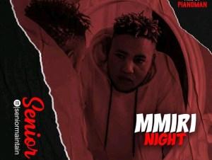Senior Maintain Mmiri Night Mp3 Download
