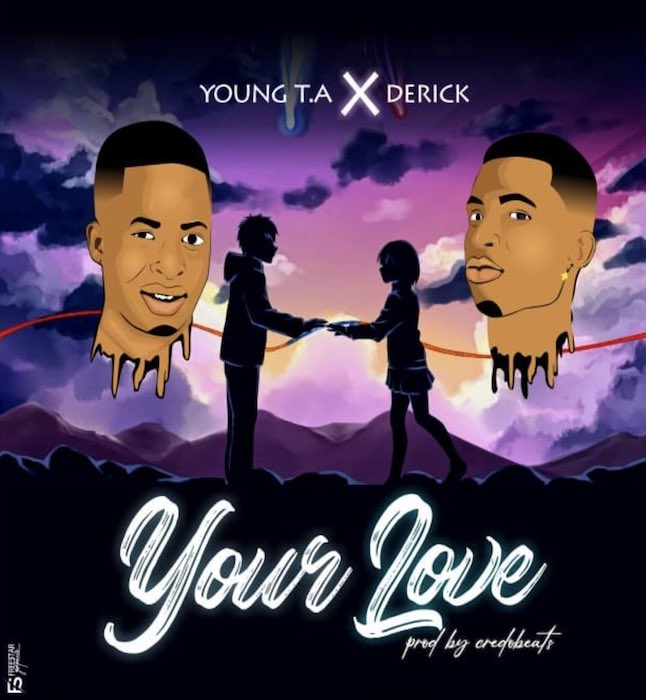 Young T.A Ft. Derick Your Love mp3 download