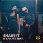 """D'banj – """"Shake it"""" ft. Tiwa Savage Mp3 Download"""