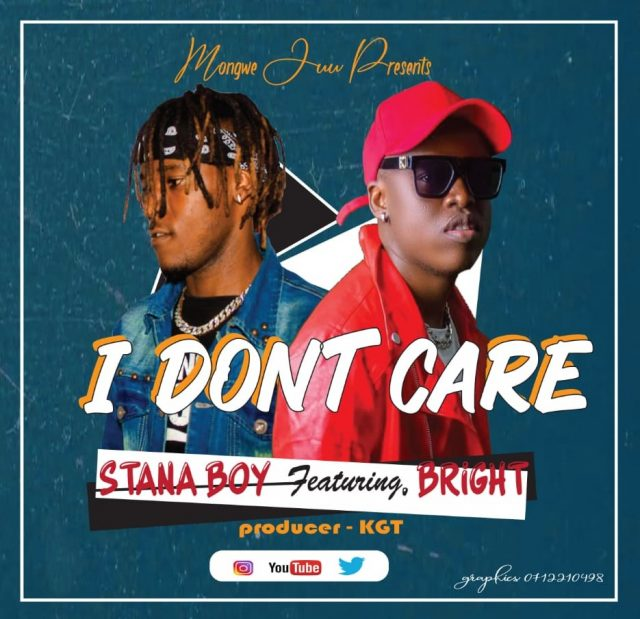 Stana Boy I Don't Care Ft. Bright mp3 download
