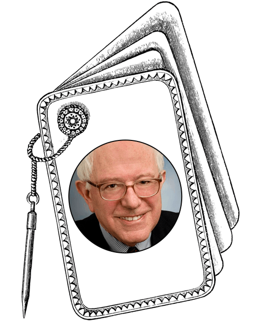 Bernie Sanders, Democratic Nominee