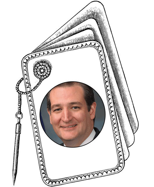 Ted Cruz, Republican Nominee