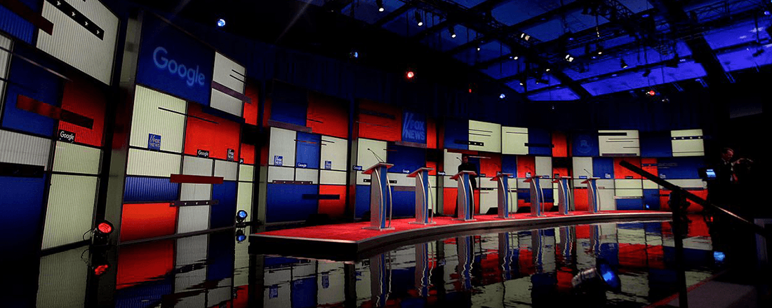 2016 Republican Debate (Source: Gage Skidmore / Wikimedia Commons)