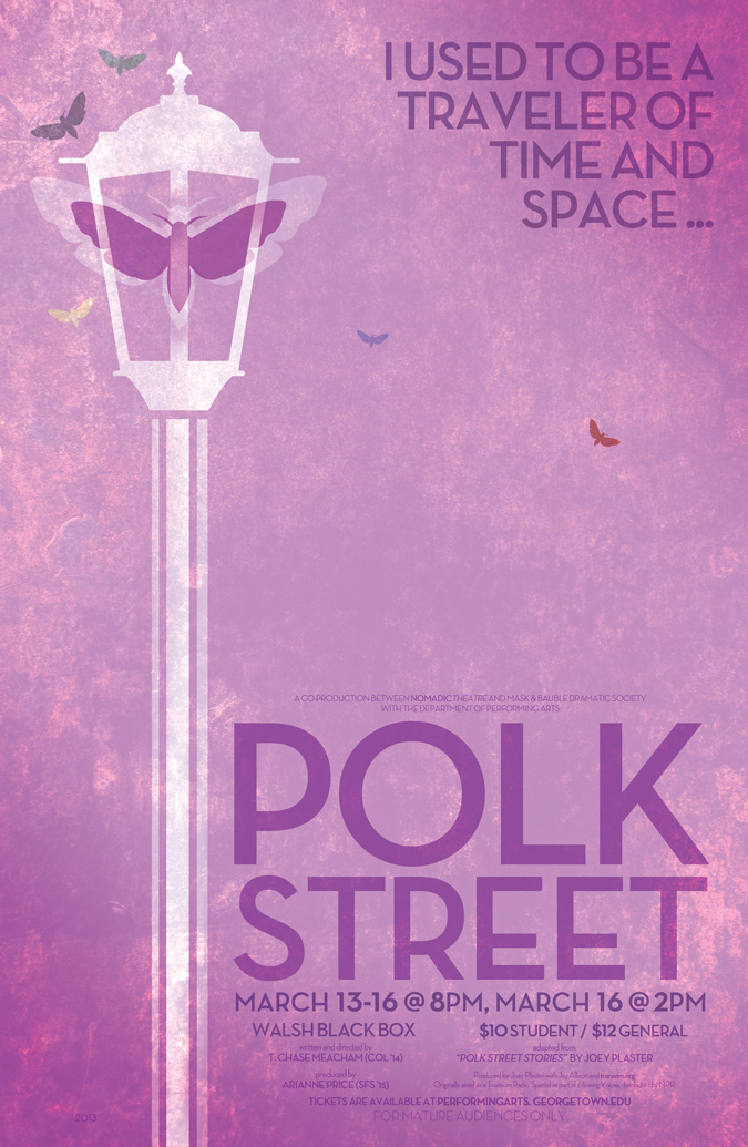 """Polk Street"" by T. Chase Meacham (Source: Swedian Lie)"