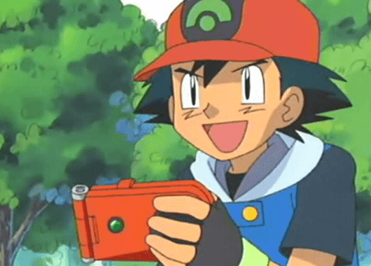 Ash, one of the main characters of the Pokémon series (Source: YPulse)