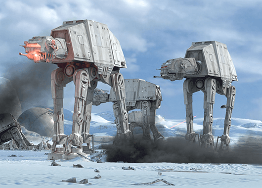AT-AT (Source: Star Wars)