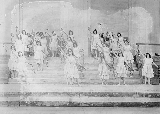 20th-Century Greek Chorus (Source: Library of Congress/Flickr)