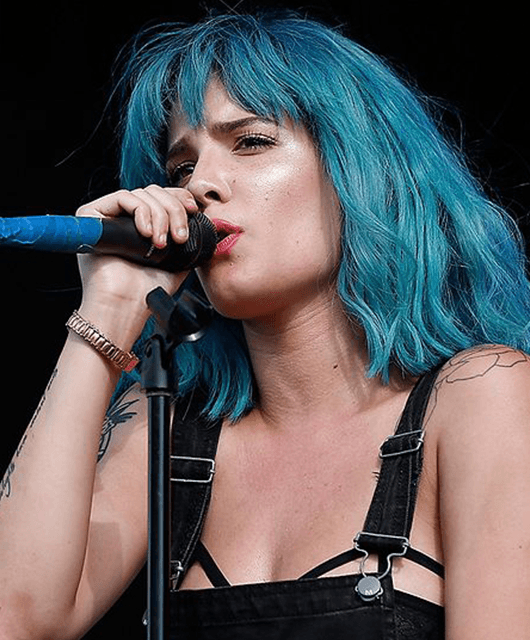 Halsey (Source: John Lamparski/Fuse TV)