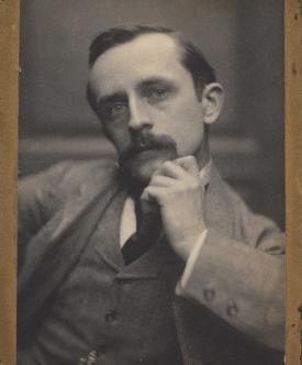 J.M. Barrie (Source: National Media Museum/Flickr)