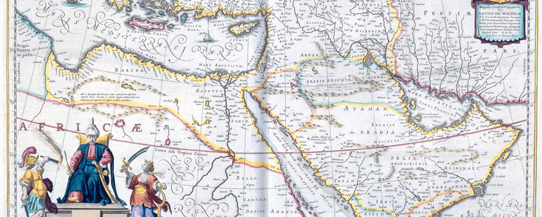 Ottoman Empire (Source: Wikimedia Commons)
