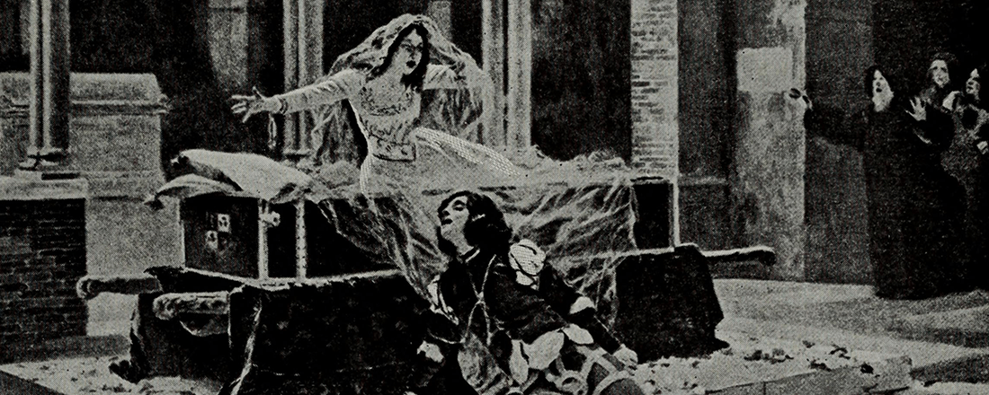 Romeo and Juliet (Source: Internet Archive Book Images/Flickr)