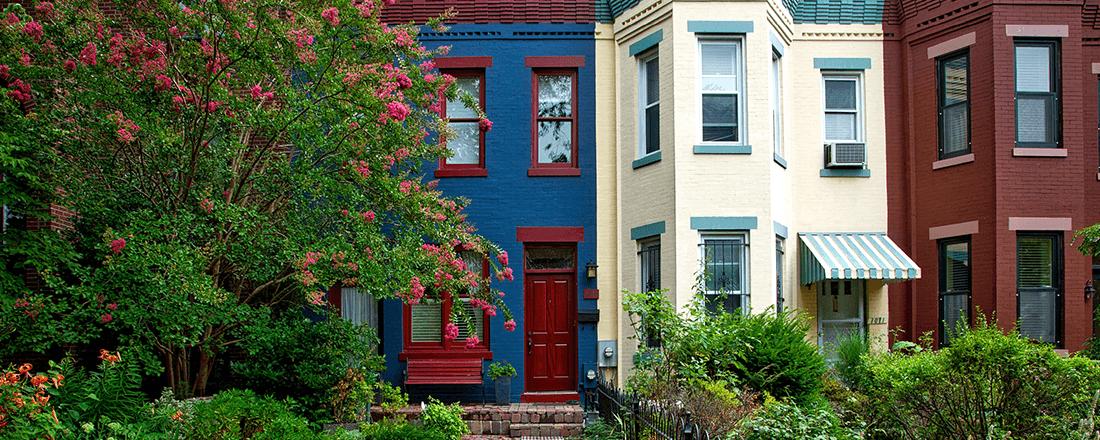 D.C. Townhouse