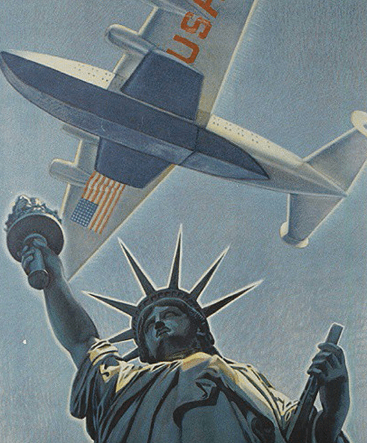 Vintage Poster (Source: San Diego Air & Space Museum Archives/Flickr)