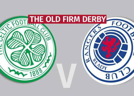 Old Firm Derby (Source: Daily Mail)