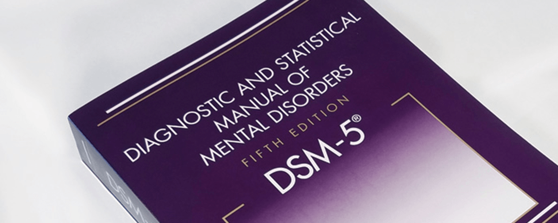 DSM 5 (Source: American Psychiatric Association)