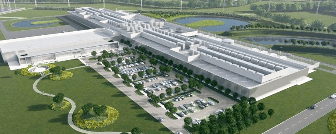 Facebook's Proposed Data Center in Ireland (Source: Power Engineering International)