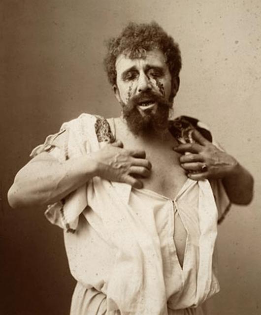 Oedipus (Source: Albert Greiner Sr. & Jr./Wikimedia Commons)