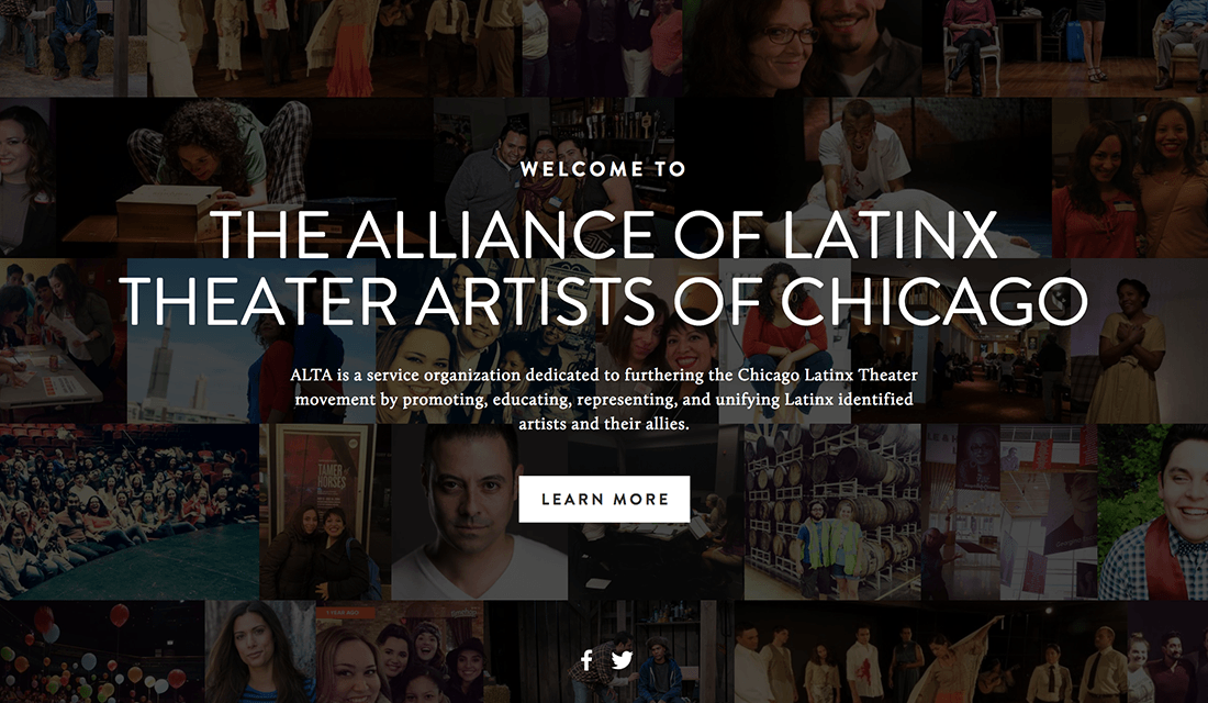 The Alliance of Latinx Theater Artists of Chicago (Source: ALTA)