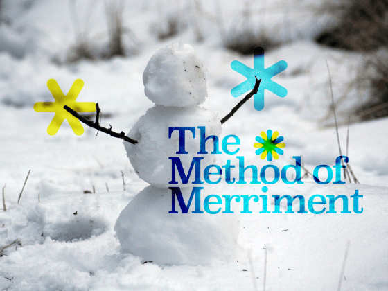 Issue.21: The Method of Merriment