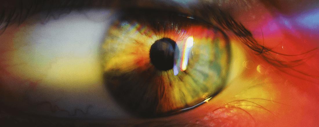 Multicolor Iris