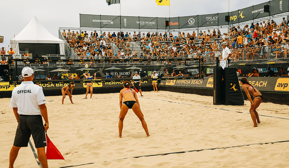 AVP Hermosa Beach Open 2017 (Source: MF Solutions/Flickr)