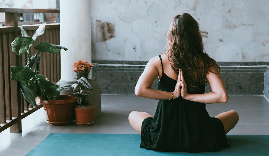 Yoga Sitting Pose