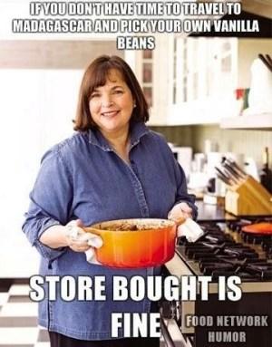 Ina Garten Store Bought Meme (Source: Buzzfeed)