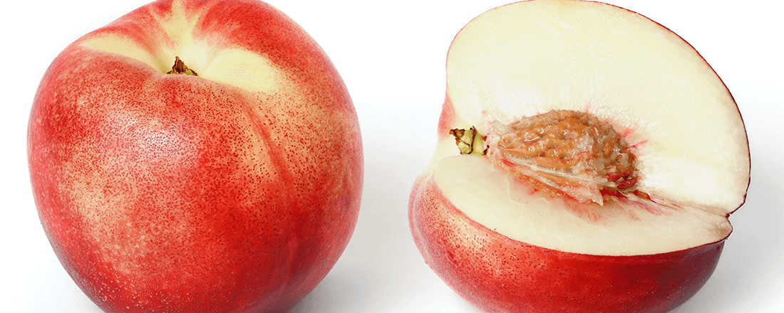 White Nectarine (Source: Wikimedia Commons)