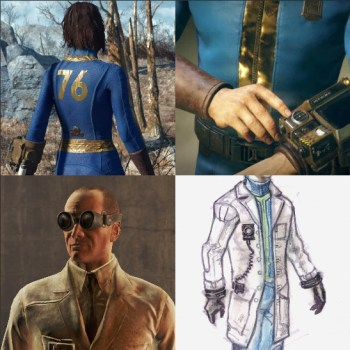 Fallout 76 Cosplay Plans (Source: Lizz Dworak)