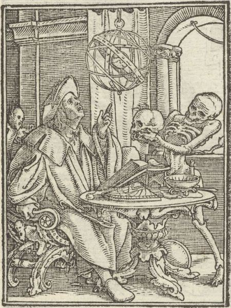 """""""The Astronomer"""" by Hans Holbein the Younger (Source: Public Domain Review)"""