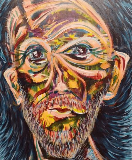 Self-Portrait, 2018 (Source: Colin Soper)