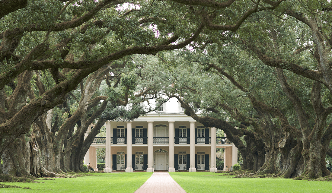 Vacherie Plantation in Louisiana