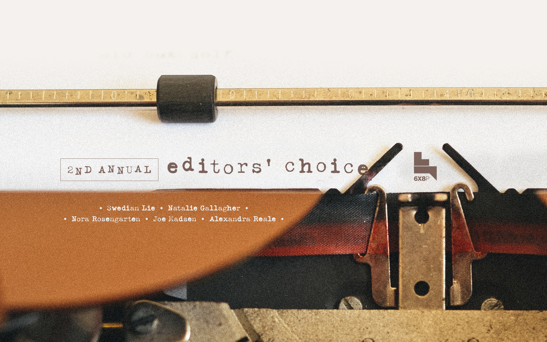 Issue.41: 2nd Annual Editors' Choice