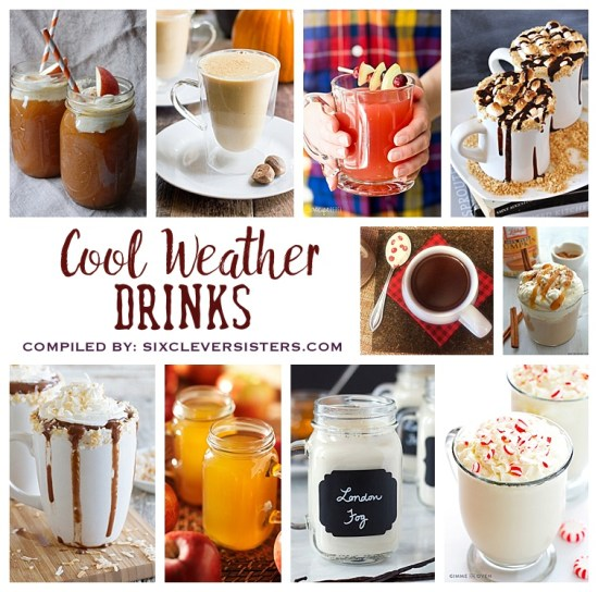 Cool Weather Drinks
