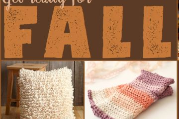 get ready for fall free crochet pattern roundup
