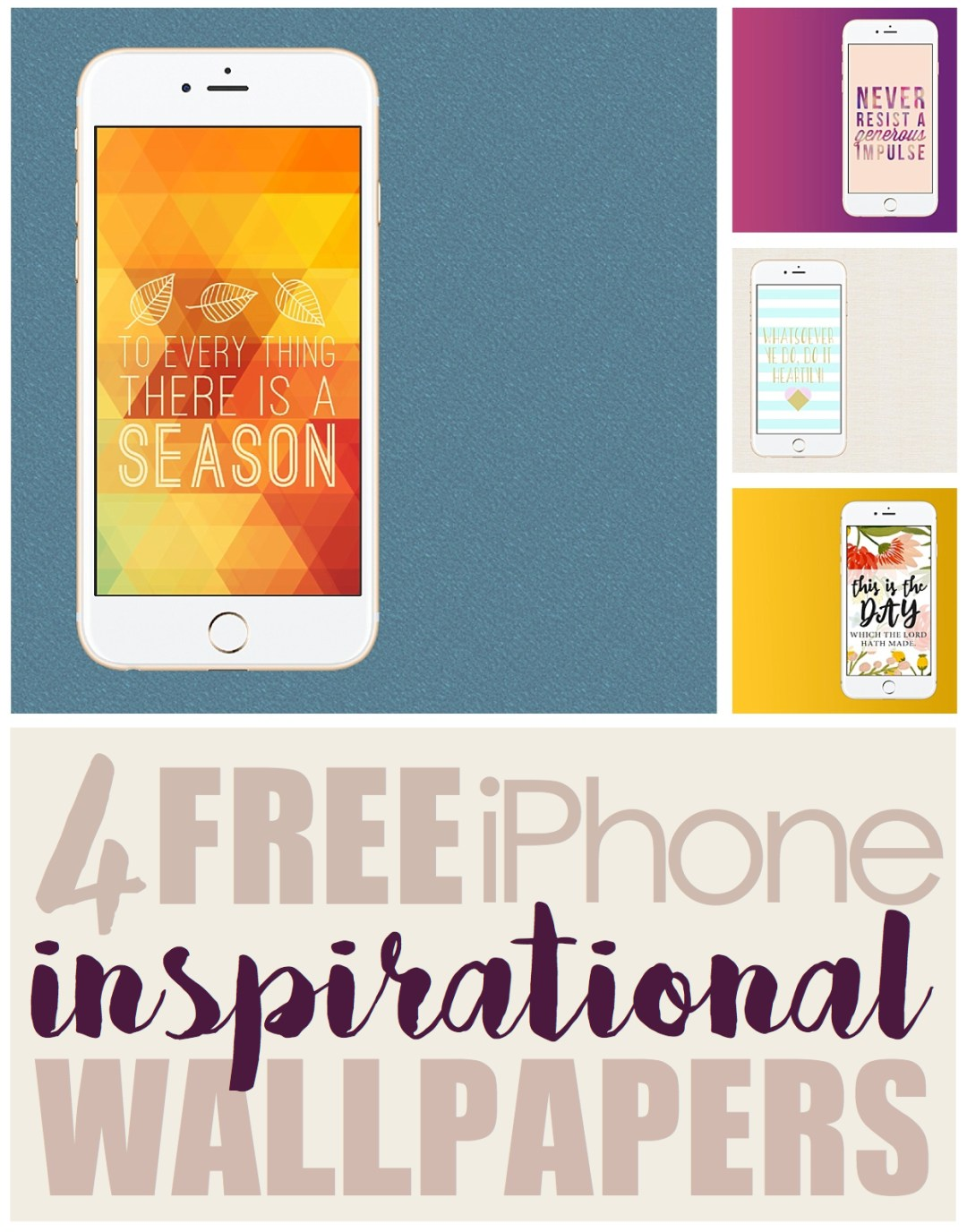 free iPhone wallpaper inspirational bible